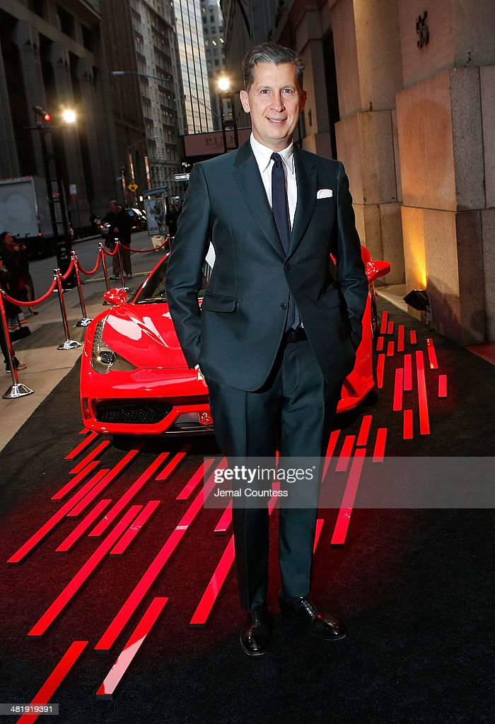 W Magazine Editor and New Museum Spring Gala Honorary Chair <a gi-track='captionPersonalityLinkClicked' href=/galleries/search?phrase=Stefano+Tonchi&family=editorial&specificpeople=2497117 ng-click='$event.stopPropagation()'>Stefano Tonchi</a> attends The New Museum Annual Spring Gala at Cipriani Wall Street on April 1, 2014 in New York City.
