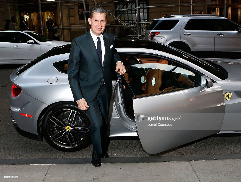W Magazine Editor and New Museum Spring Gala Honorary Chair <a gi-track='captionPersonalityLinkClicked' href=/galleries/search?phrase=Stefano+Tonchi&family=editorial&specificpeople=2497117 ng-click='$event.stopPropagation()'>Stefano Tonchi</a> arrives at The New Museum Annual Spring Gala at Cipriani Wall Street on April 1, 2014 in New York City.