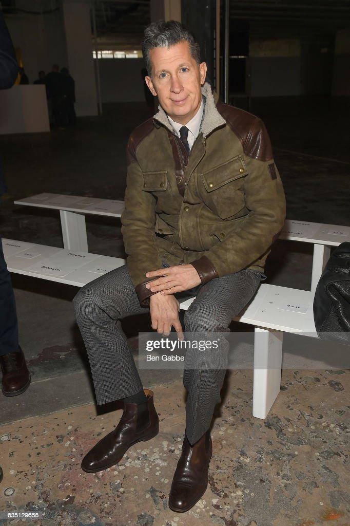 Proenza Schouler - Front Row - February 2017 - New York Fashion Week