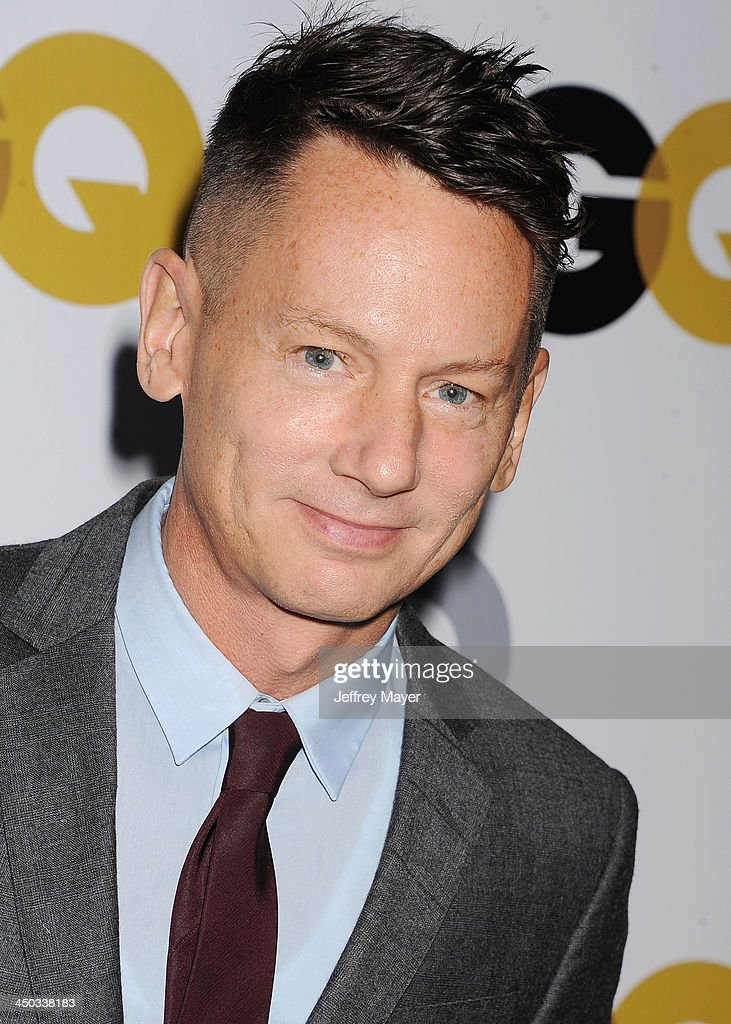 GQ Magazine editor-in-chief <a gi-track='captionPersonalityLinkClicked' href=/galleries/search?phrase=Jim+Nelson+-+Editor&family=editorial&specificpeople=240512 ng-click='$event.stopPropagation()'>Jim Nelson</a> arrives at the 2013 GQ Men Of The Year Party at The Ebell of Los Angeles on November 12, 2013 in Los Angeles, California.