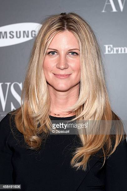 WSJ Magazine editorinchief Kristina O'Neill attends WSJ Magazine's 'Innovator Of The Year' Awards at the Museum of Modern Art on November 5 2014 in...