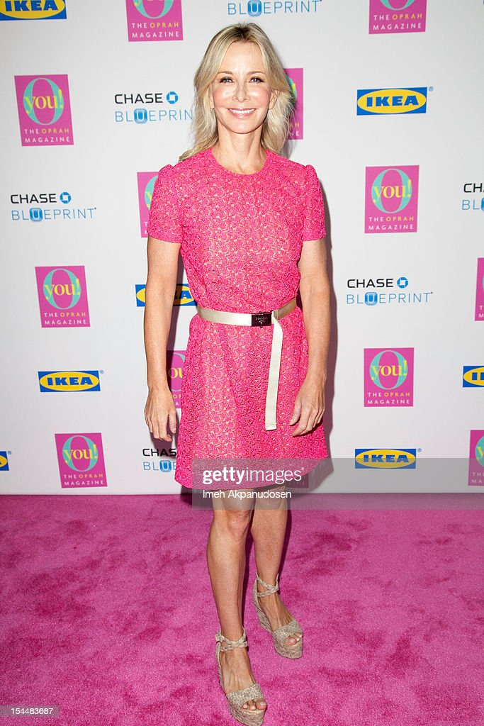 O Magazine editor-in-chief Susan Casey attends O, The Oprah Magazine's O You! Event at Los Angeles Convention Center on October 20, 2012 in Los Angeles, California.