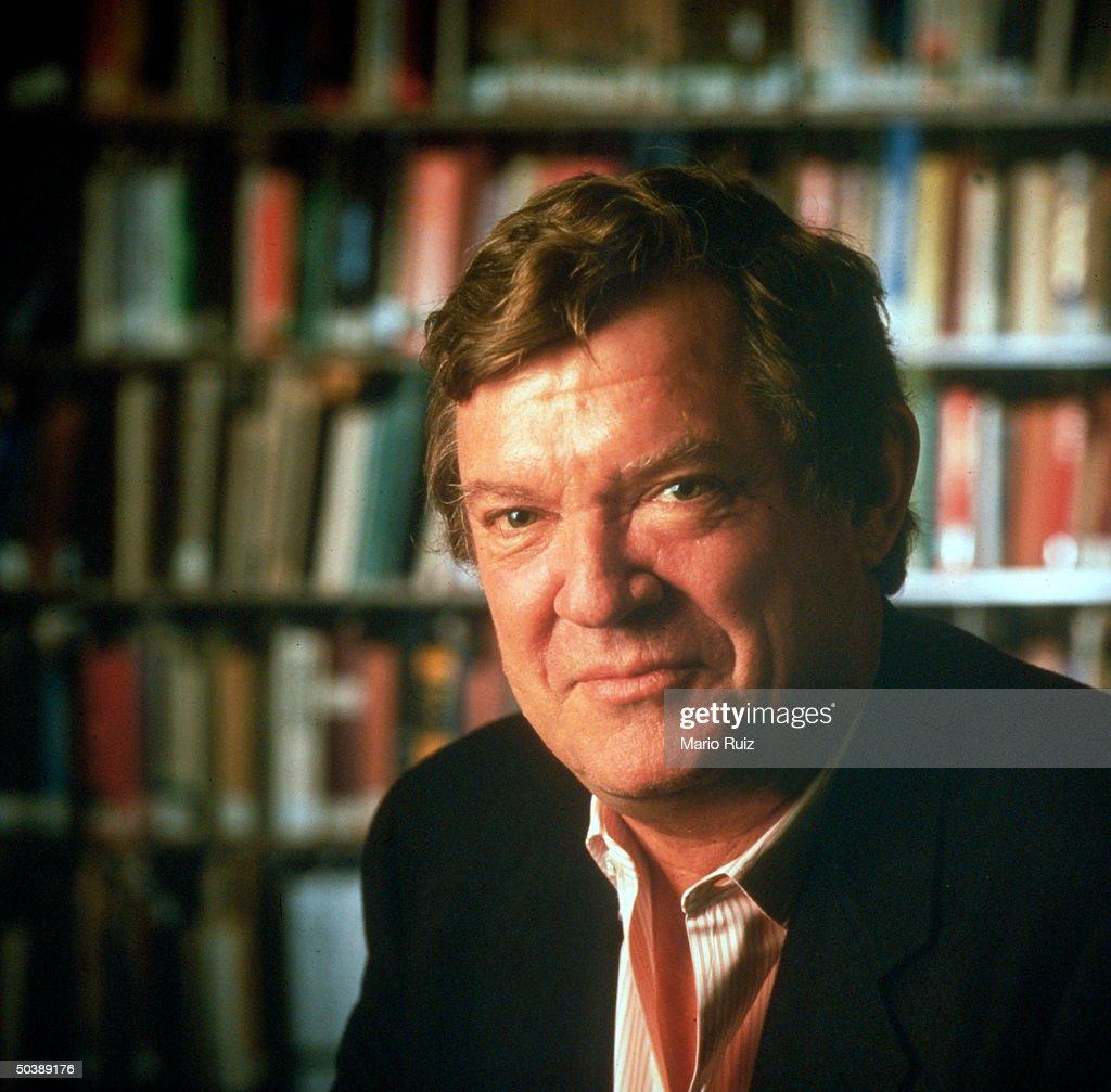 TIME magazine's art critic Robert Hughes