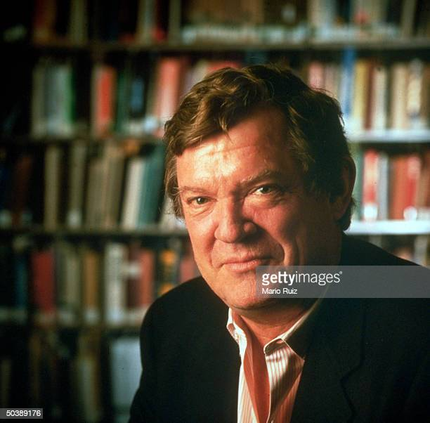 TIME magazine's art critic Robert Hughes
