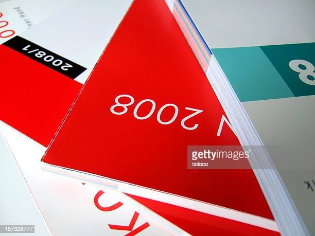 Zeitschriften & Kataloge 2008