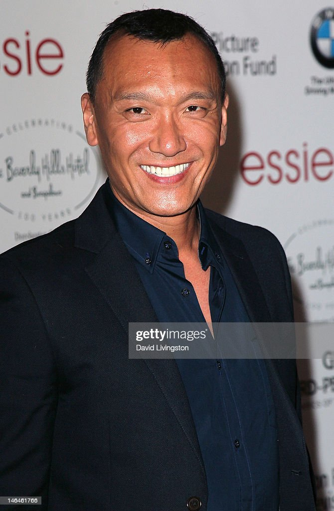 Magazine's <a gi-track='captionPersonalityLinkClicked' href=/galleries/search?phrase=Joe+Zee&family=editorial&specificpeople=2257766 ng-click='$event.stopPropagation()'>Joe Zee</a> attends an intimate cocktail celebration hosted by Brett Ratner in conjunction with the 100th anniversary celebration of The Beverly Hills Hotel at The Beverly Hills Hotel on June 16, 2012 in Beverly Hills, California.