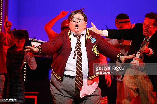 Magda Szubanski during 'The 25th Annual Putnam County Spelling Bee' Photocall at Sydney Theatre in Sydney NSW Australia