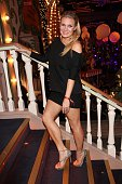 Magdalena Brzeska during the 20th Annual Jose Carreras Gala on December 18 2014 in Rust Germany