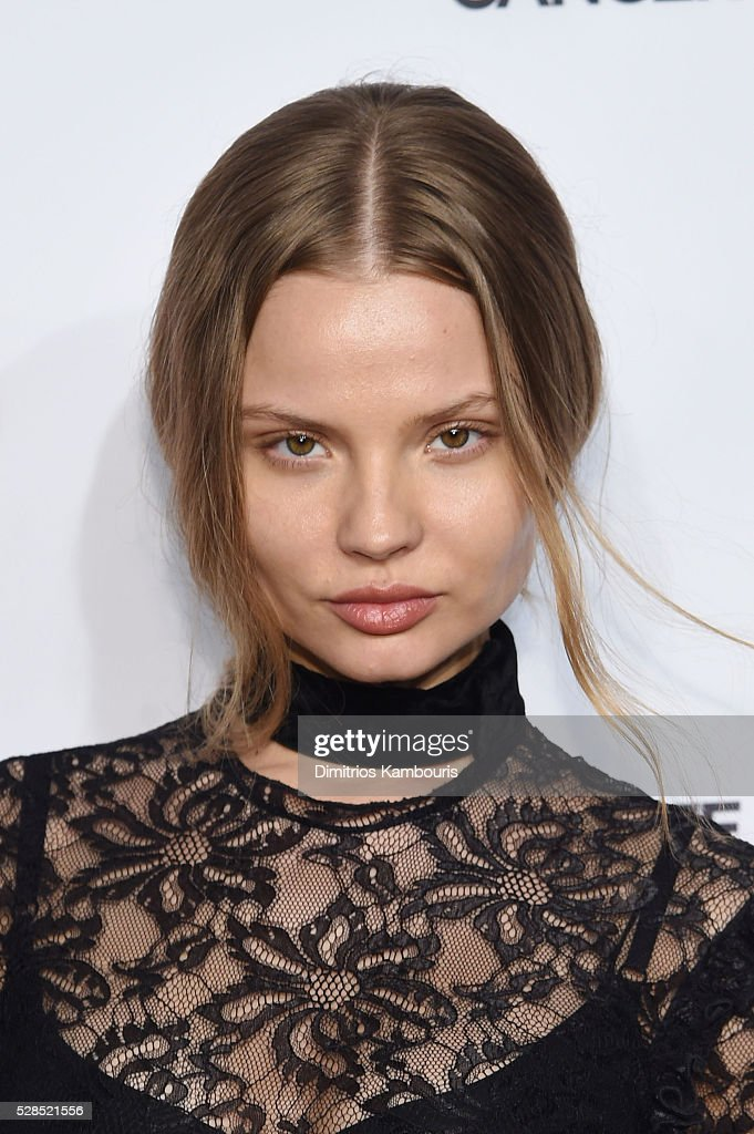 <a gi-track='captionPersonalityLinkClicked' href=/galleries/search?phrase=Magdalena+Frackowiak&family=editorial&specificpeople=4341022 ng-click='$event.stopPropagation()'>Magdalena Frackowiak</a> attends the 10th Annual Delete Blood Cancer DKMS Gala at Cipriani Wall Street on May 5, 2016 in New York City.