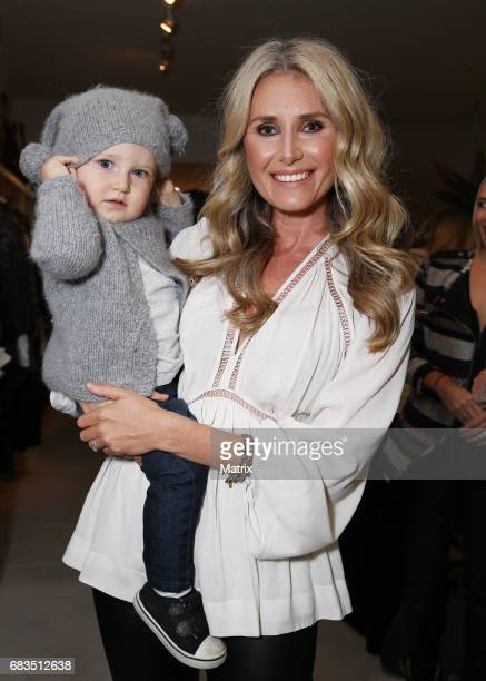 Magdalena Roze pictured at her book launch and signing for her new book Happy Whole on May 9 2017 in Sydney Australia