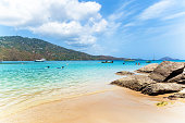 Magens Bay beach at Saint Thomas, US Virgin Islands