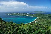 Magen's Bay, St. Thomas Island, Virgin Islands, US Virgin Islands, Caribbean