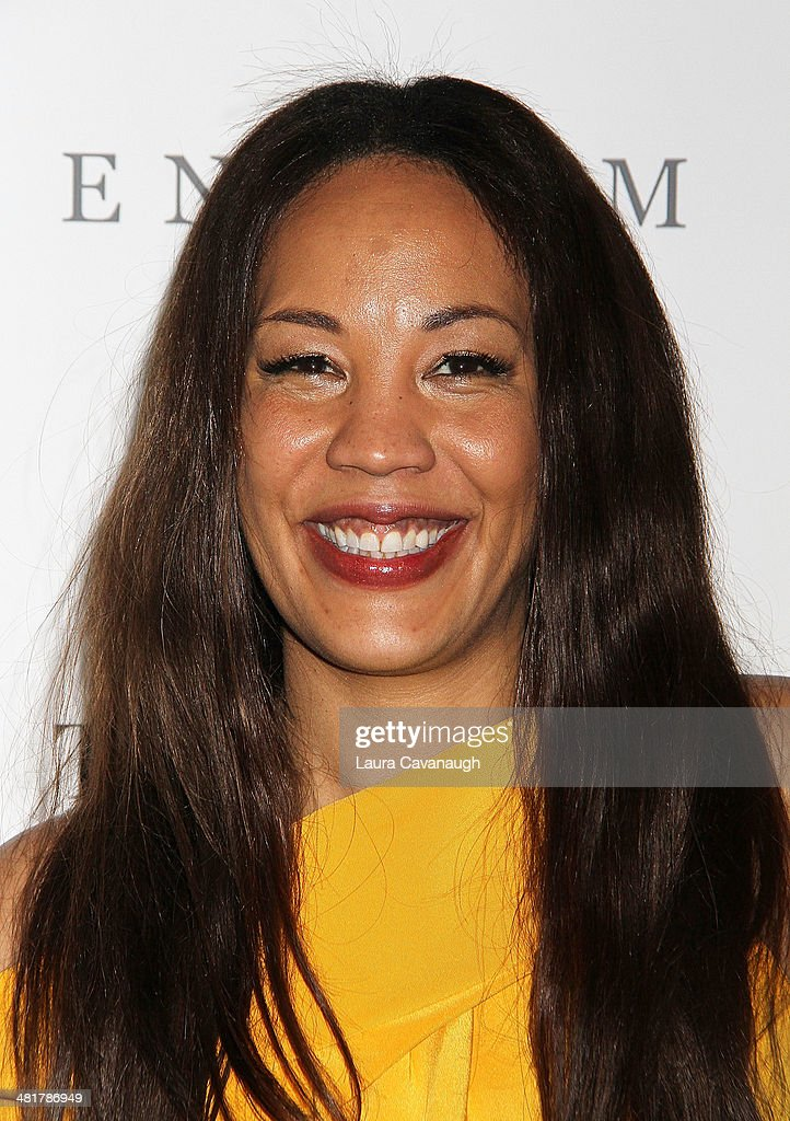 Maggie Betts attends the 'Engram' screening at the Celeste Bartos Theater at the Museum of Modern Art on March 31, 2014 in New York City.