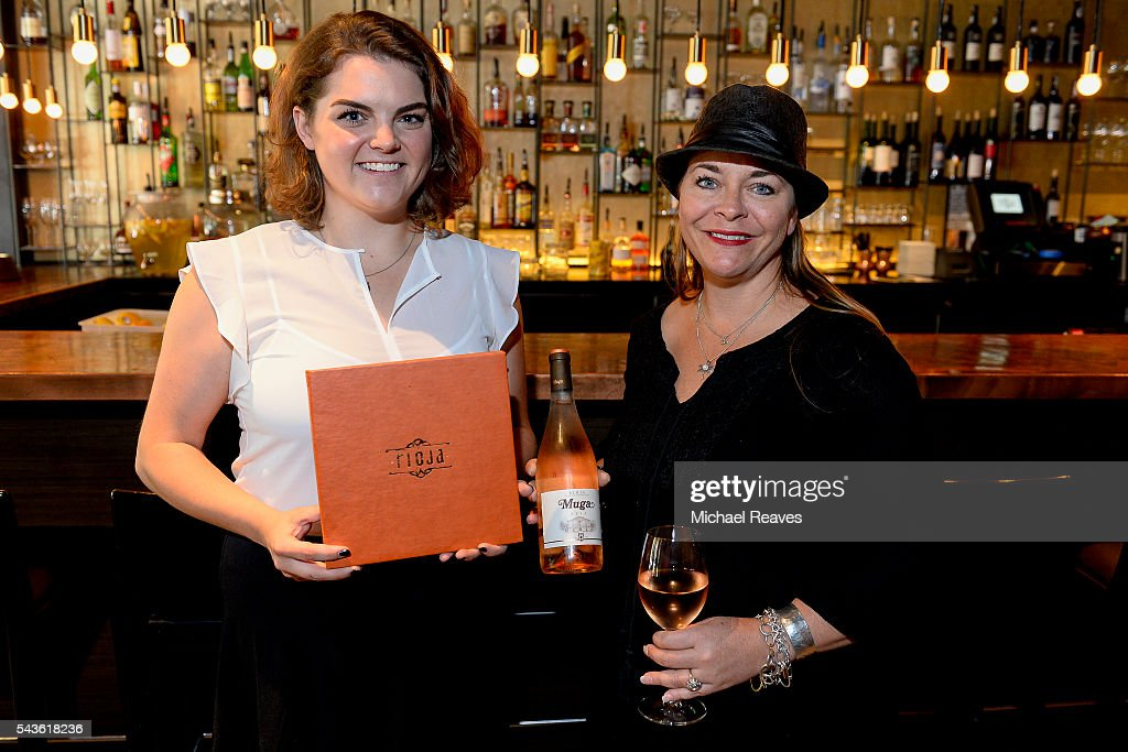 Maggie Bondi is photographed in Rioja where she will be completing a James Beard Foundation Women in Culinary Leadership grant under owner Beth Gruitch on June 29, 2016.