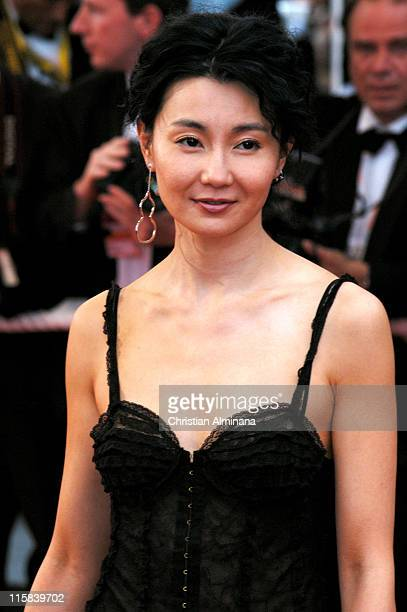 Maggie Cheung during 2004 Cannes Film Festival 'De Lovely' Premiere