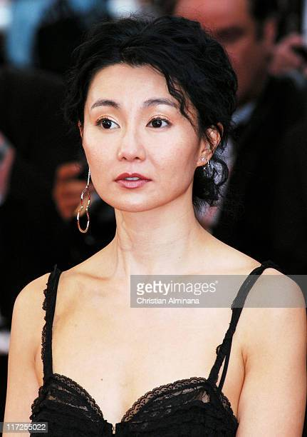 Maggie Cheung during 2004 Cannes Film Festival De Lovely Premiere