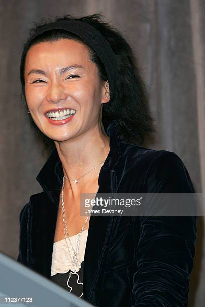 Maggie Cheung during 2004 Toronto International Film Festival 'Clean' Premiere at Roy Thompson Hall in Toronto Ontario Canada