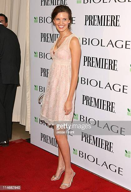 Maggie Grace during Premiere Magazine Announces Best Performances of 2006 A Cocktail Party Celebrating 24 Industry Greats Arrivals at Sunset Tower...