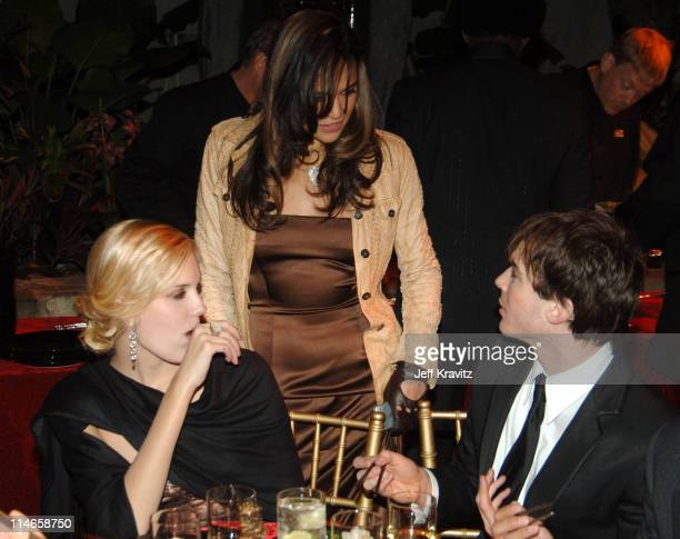 Maggie Grace Michelle Rodriguez and Ian Somerhalder **EXCLUSIVE COVERAGE**
