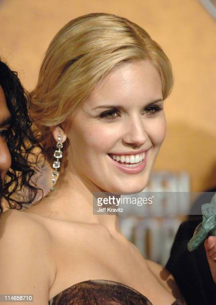 Maggie Grace of 'Lost' winner Outstanding Performance by an Ensemble in a Drama Series