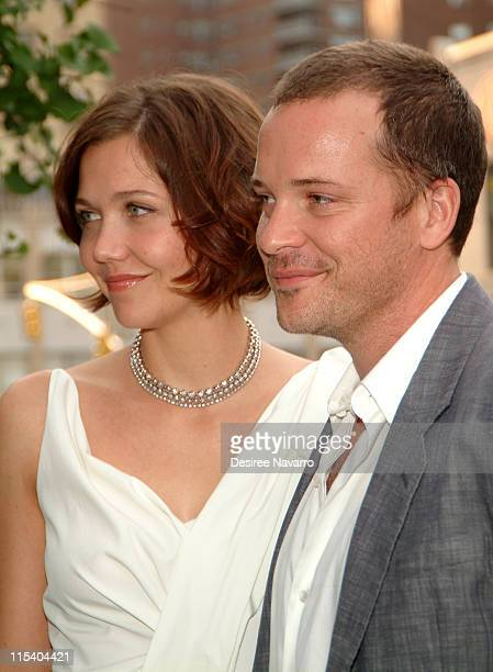 Maggie Gyllenhaal and Peter Sarsgaard during 'Happy Endings' New York City Premiere at Chelsea Clearview in New York City New York United States