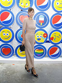 Maggie Gyllenhaal attends Love from Cave to Keyboard Imagined by Pepsi Exhibition Opening on July 14 2016 in New York City