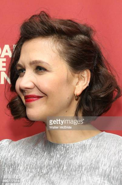 Maggie Gyllenhaal attends the cast party for the Roundabout Theatre Company presents a OneNight Benefit Concert Reading of 'Damn Yankees' at the...