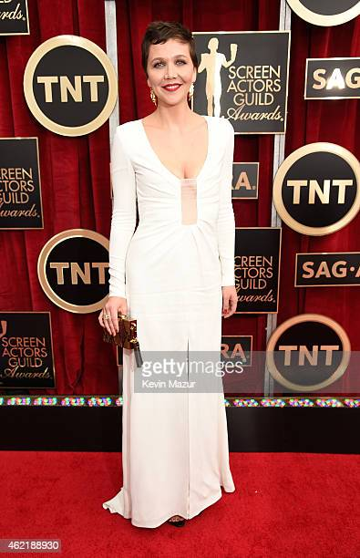 Maggie Gyllenhaal attends TNT's 21st Annual Screen Actors Guild Awards at The Shrine Auditorium on January 25 2015 in Los Angeles California 25184_016