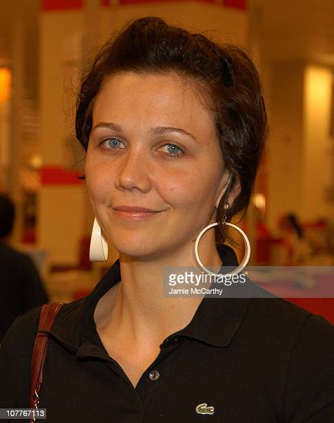 Maggie Gyllenhaal during Grand Opening of Target Store on Flatbush Avenue in Brooklyn at Target Store Flatbush Avenue in Brooklyn New York United...