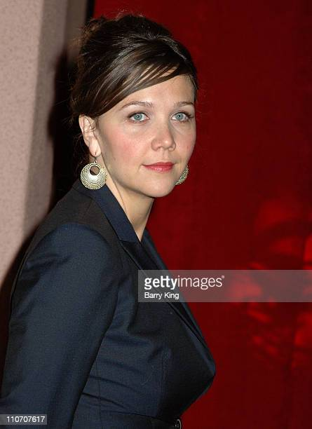 Maggie Gyllenhaal during The Hollywood Reporter's 15th Annual Women in Entertainment Breakfast Sponsored by Lifetime Television Arrivals at Beverly...