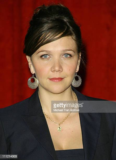 Maggie Gyllenhaal during The Hollywood Reporter's 15th Annual Women in Entertainment Breakfast Sponsored by Lifetime Television at Beverly Hills...