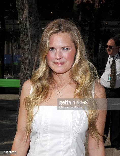 Maggie Lawson during 2005/2006 ABC UpFront Arrivals at Lincoln Center in New York City New York United States