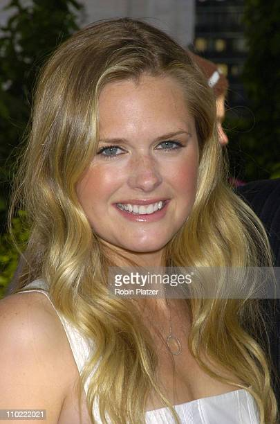 Maggie Lawson during 2005/2006 ABC UpFront at Lincoln Center in New York City New York United States