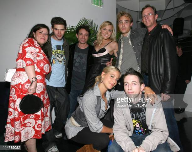 Maggie Malina Mikey Day Chris Kattan Dominique Swain Joey Kern Mark McIntyre and Brittany Daniel