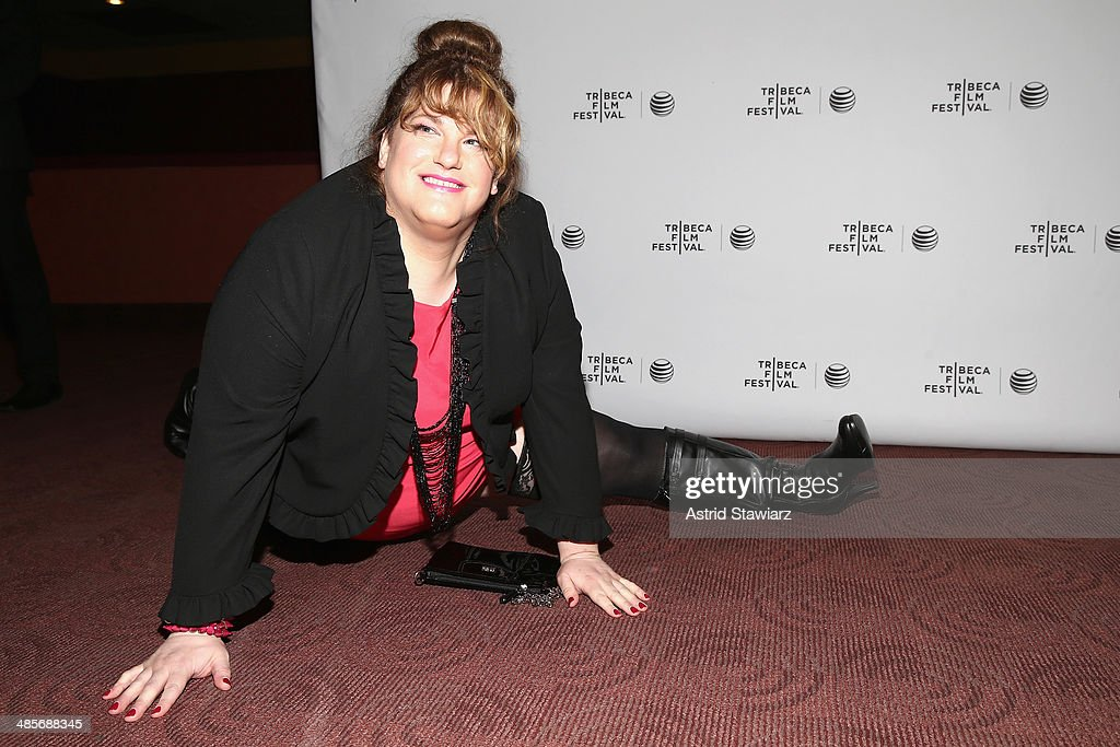 Maggie McMuffins attends the 'Mala Mala' Premiere during the 2014 Tribeca Film Festival at Chelsea Bow Tie Cinemas on April 19 2014 in New York City