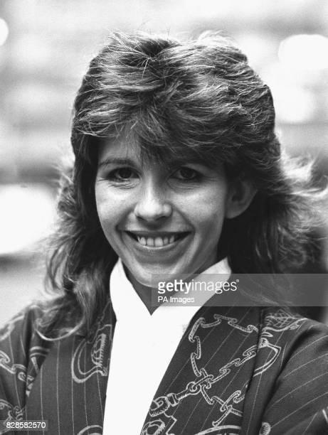 Maggie Philbin TV presenter
