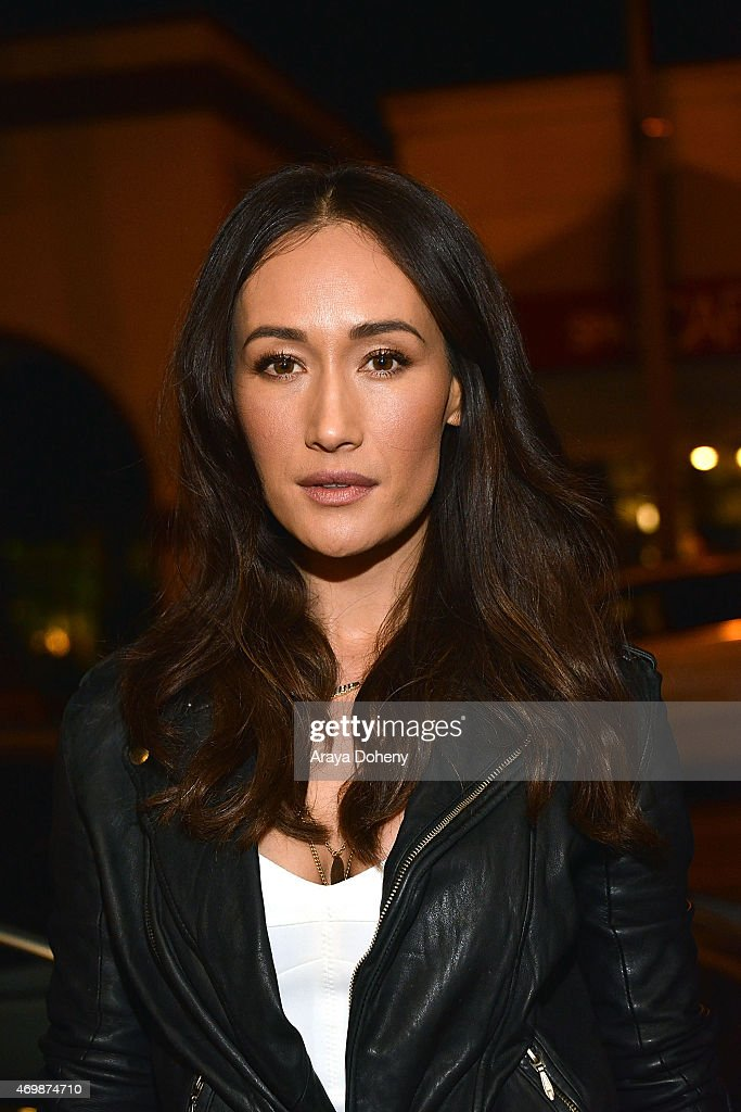 Maggie Q attends the Kiehl's 2015 Earth Day Project with Benefitting Recycle Across America at Kiehls Since 1851 Santa Monica Store on April 15, 2015 in Santa Monica, California.