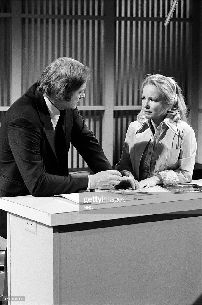 LIVES -- 'Maggie Simmons [Horton] Operation' -- Pictured: (l-r) John Clarke as Mickey Horton, Patty Weaver as Trish Clayton --