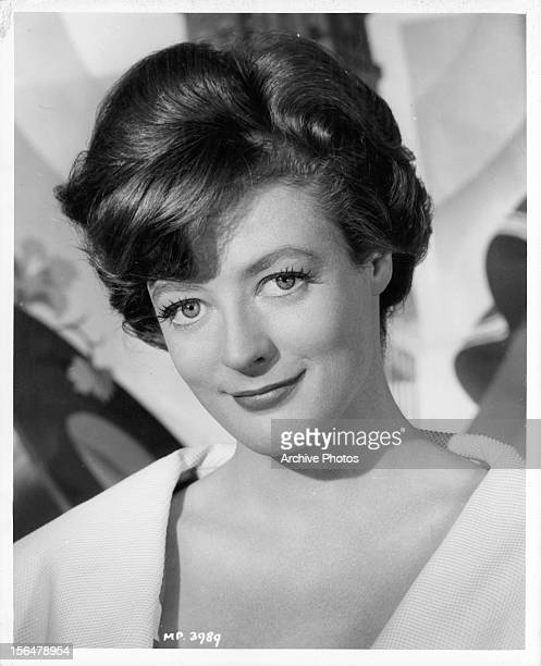 Maggie Smith in publicity portrait for the film 'The Honey Pot' 1967