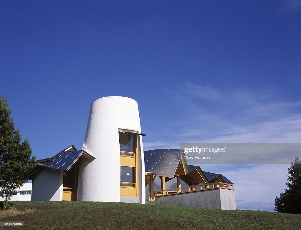 Maggies Cancer Caring Centre Ninewell Hospital Dundee United Kingdom Architect Frank Gehry Maggies Cancer Caring Centre Ninewell Hospital General...