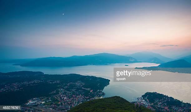 Maggiore Lake in Italy