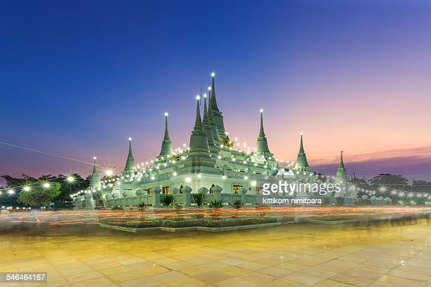 Magha Puja day,Thailand