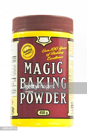 magic baking powder - photo #15