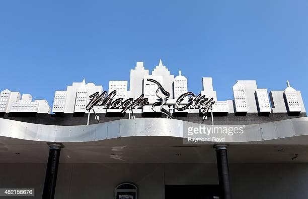 Magic City Nightclub on July 18 2015 in Atlanta Georgia