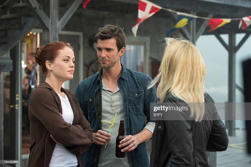 Bree Williamson as Claire Callahan, Lucas Bryant as Nathan Wuornos, Emily Rose as Audrey Parker --