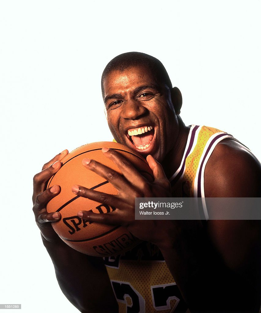 s et images de In Profile Magic Johnson