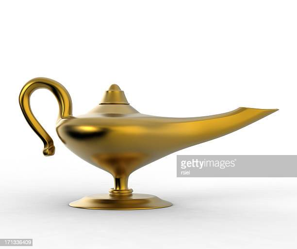magic lamp side