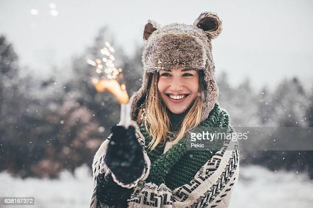 Magic Of The Winter