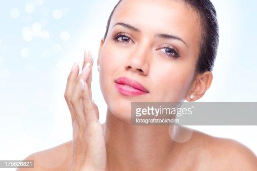 Magic skin lotion or moisturizer
