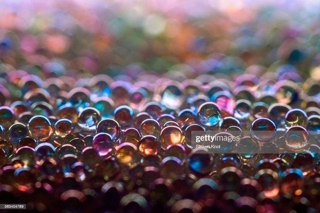 Magical crystal balls